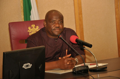 GOVERNOR WIKE SENDS LIST OF COMMISSIONERS TO RIVERS STATE HOUSE OF ASSEMBLY