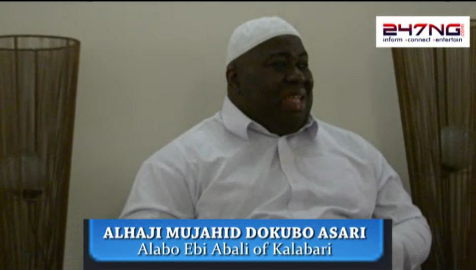 247ngTV: [Must Watch] Exclusive interview with ALHAJI MUJAHID DOKUBO-ASARI on PRESSING NATIONAL ISSUES IN NIGERIA (SHOCKING FACTS).   by 247ng.com.