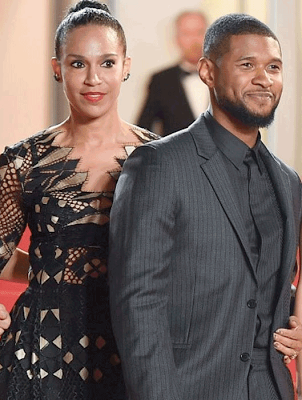 Usher leaks naked photo of his wife on social media…18+