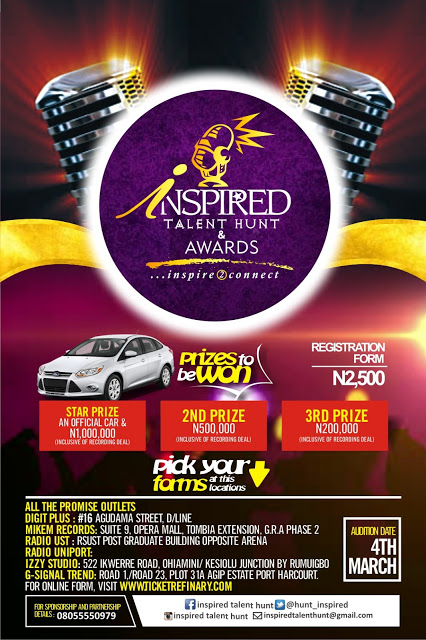 BREAKING NEWS: G-Signal Trend Present – Gospel Music Awards And Talent Hunt Show
