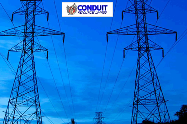 CONDUIT RESOURCES LIMITED:  Always leading through Innovation.