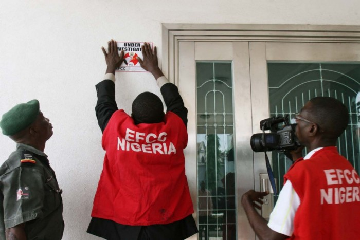 EFCC Intercepts N49 Million Cash At Kaduna Airport (PHOTOS)
