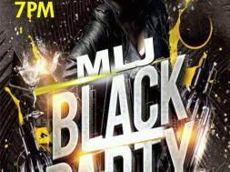 MLJ BLACK PARTY
