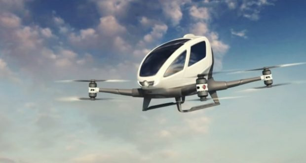 INNOVATION: Flying Taxis may go operational in Singapore by 2030