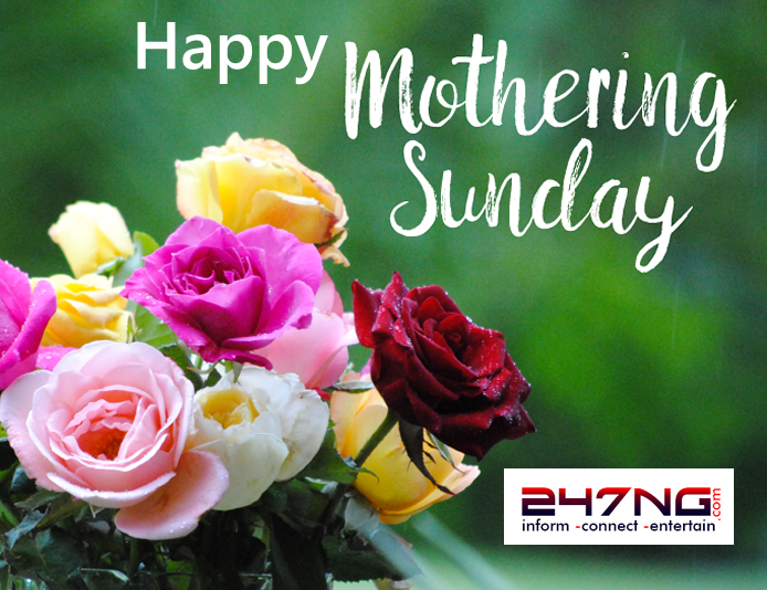 Happy Mothering Sunday! Super Mothers.