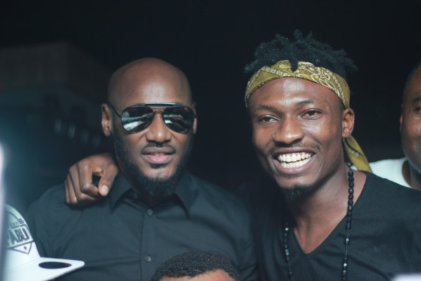 ENTERTAINMENT: See Photos | 2Baba Joins Efe,TBoss, Bisola, Marvis, Debie-Rise & More at the #BBNaija Winners Party