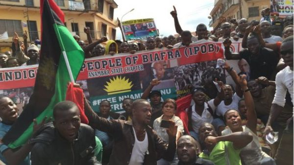Breaking News: Sit at home on May 30 | IPOB tells Biafra supporters
