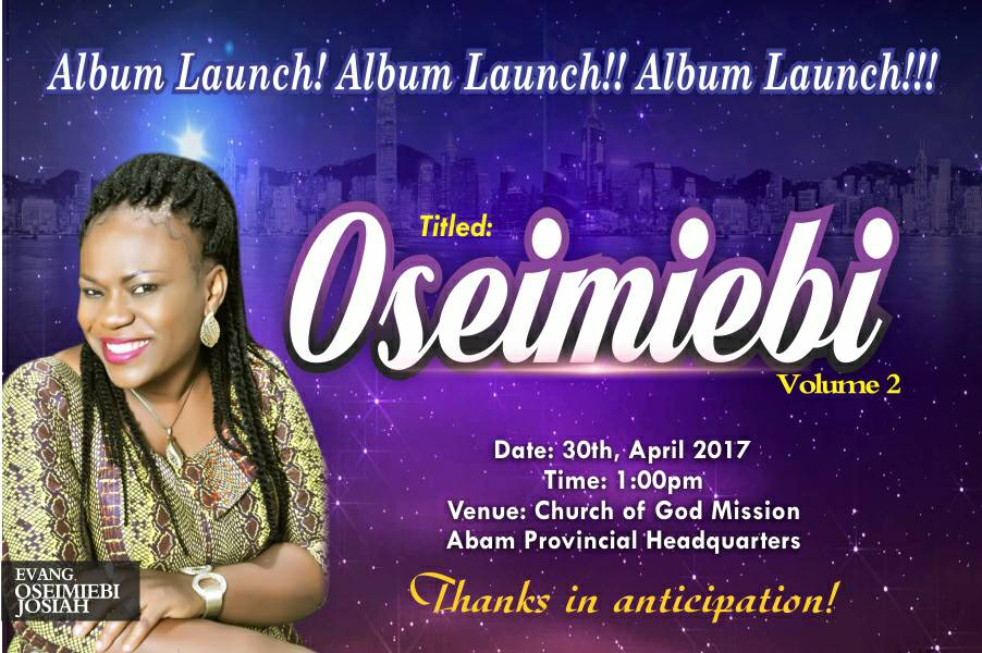 247ngTV: Album Launch|  Oseimiebi  feat. African Joy – Oseimiebi Vol.2