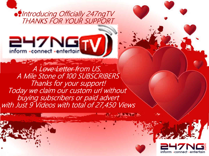 Introducing Officially 247ngTV