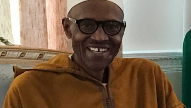Buhari-returning
