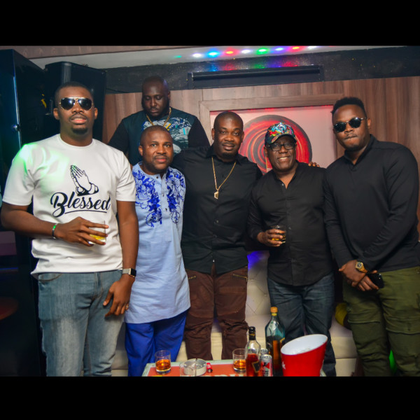 WATCH: Great Mile stone for Kennis 104.1 FM: Don Jazzy, Tiwa Savage, D'prince, Dr Sid attend Kennis 104.1 FM Opening Party