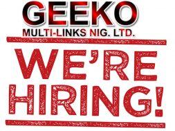 geeko hiring