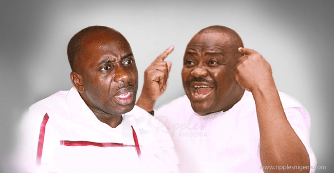 How Wike, Amaechi turned traffic altercation to power play for control of Rivers