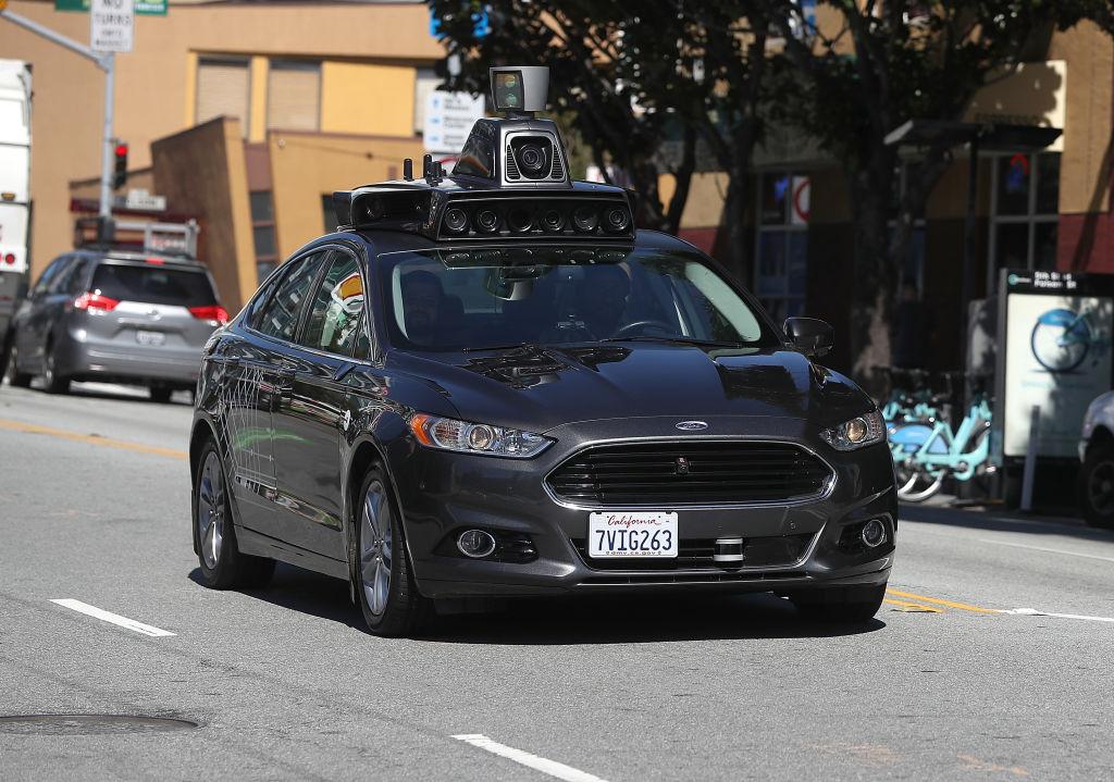 Uber's Self-driving Car kills Woman in Arizona