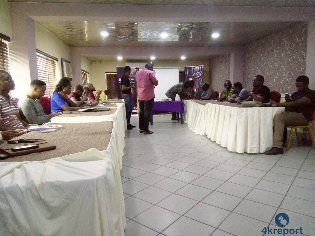 PHOTOs| Updates from  the proudly made in Aba hackathon challenge, bootcamp day one. #hackaba2018.