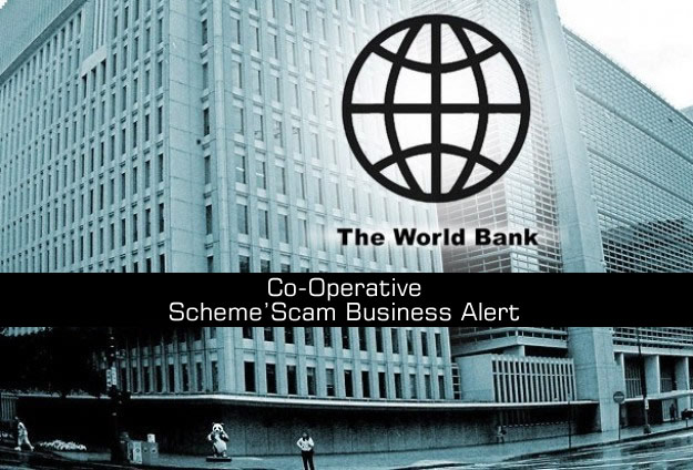 Press Release: SCAM ALERT: Co-Operative Scheme' Scam Business Alert [ WORLD BANK GRANT] by #Team247ng