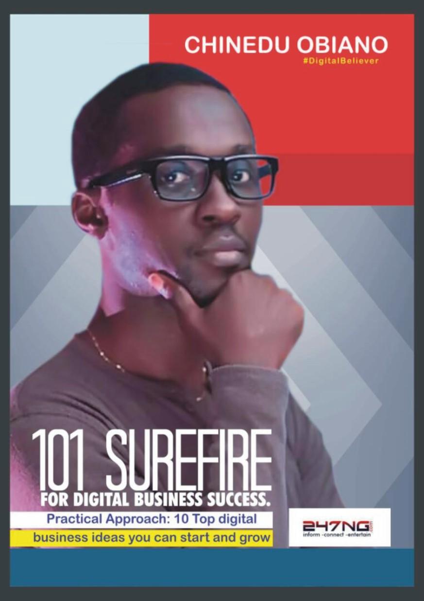 PRE ORDER: 101 SureFire for Digital Business Success. GET IT