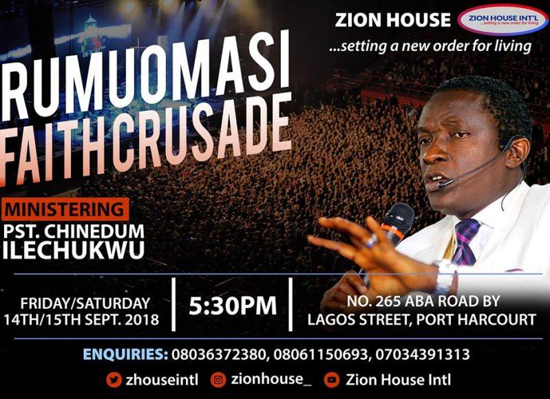 rumuomasi faith crusade