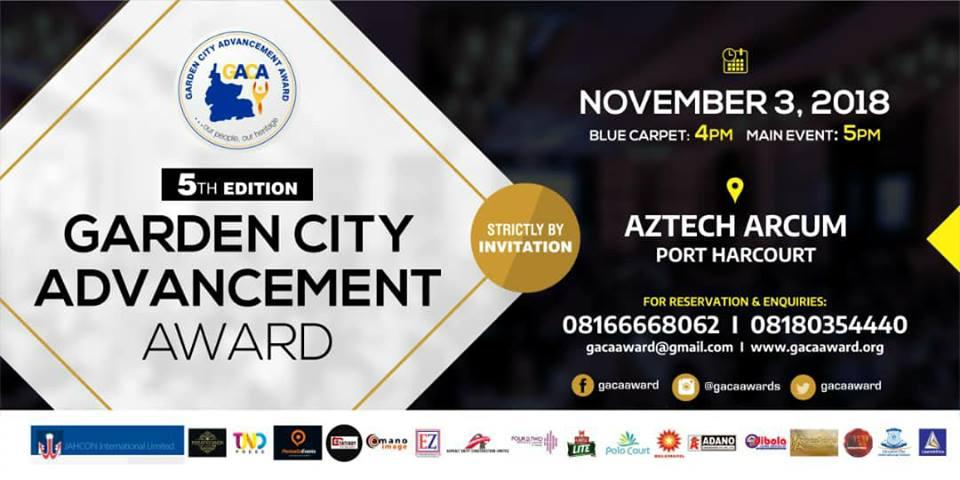 Garden City Advancement Award – GACAA | 03 NOV | AZTECH